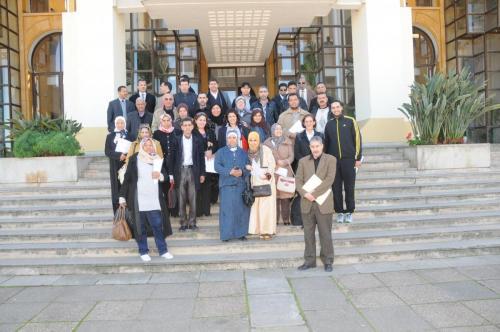 Journee de communication en 2014 ain sebaa hay mohammadi (4)