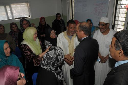 centre de soutien des diabetiques hay mohammadi (4)