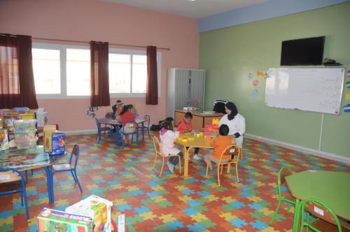 centre des handicapes mentales fal al hanaa ain sebaa (3)