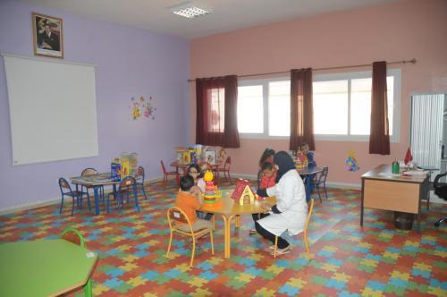 centre des handicapes mentales fal al hanaa ain sebaa (4)