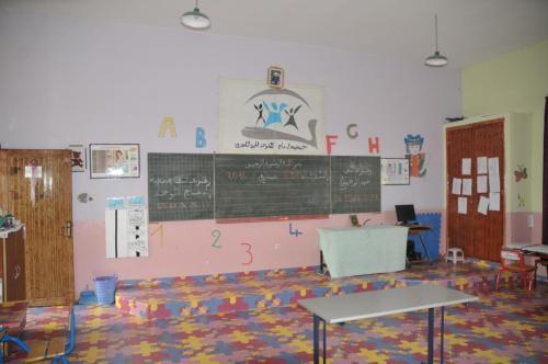 classes integrees ecole taha houssine (2)