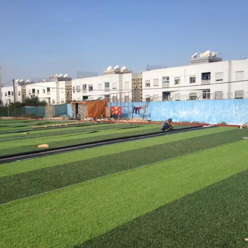 terrain de sport INDH residence chabab ain sebaa (2)