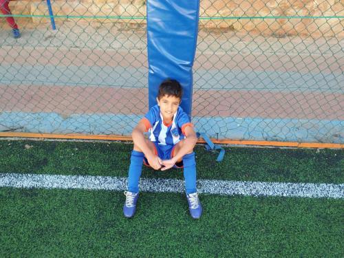 terrain de sport amane 2 ain sebaa INDH (1)