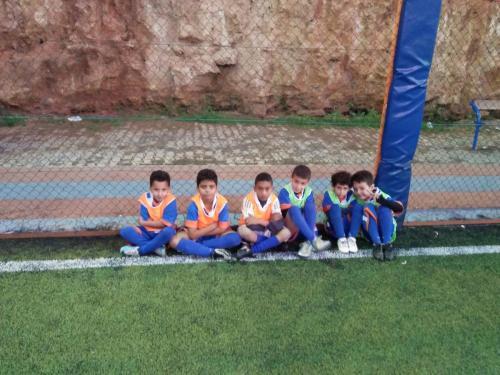 terrain de sport amane 2 ain sebaa INDH (7)
