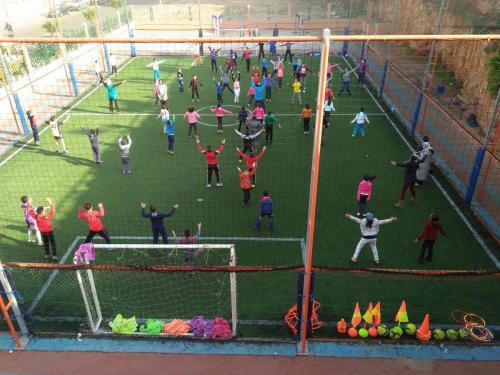 terrain de sport amane 2 ain sebaa INDH (9)